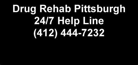 Detox Centers In Pittsburgh by Rehab Pittsburgh 412 444 7232