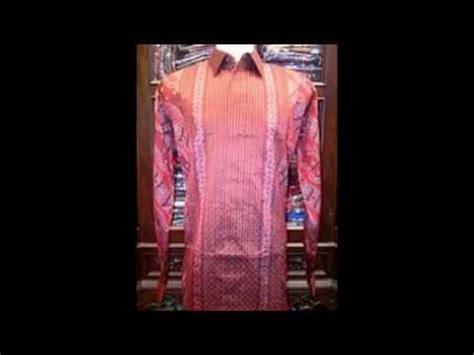 Kemeja Batik Danar Hadi Pe 023 gambar batik dari pekalongan batik cirebon