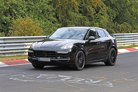 2020 Porsche Cayenne by 2020 Porsche Cayenne Coupe Hits Nurburgring Prototype