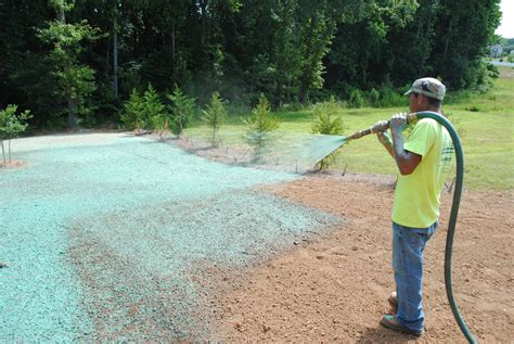 top level knowledge about hydroseeding