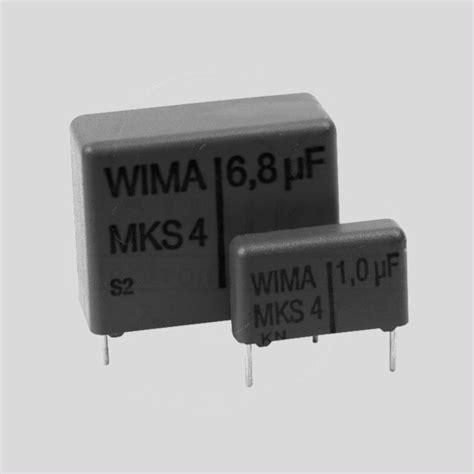 capacitor 400 mkt mkt capacitor 100nf 400v 10 p10 elektronik lavpris aps