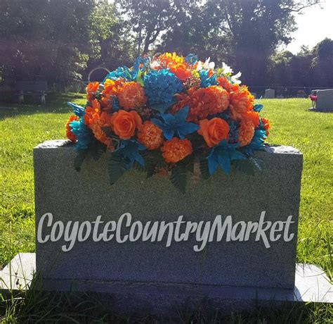 25 best ideas about grave decorations on