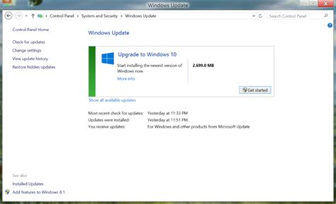 how to update to windows 10 windows 10 is on windows update now the free upgrades