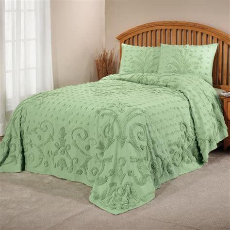 The Elizabeth Chenille Bedding Bedding Sets Walter Drake Chenille Bedding Sets