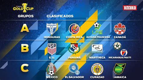 Calendario De La Copa Oro M 233 Xico Dar 225 Revancha A Jamaica En Copa Oro 2017 R 201 Cord