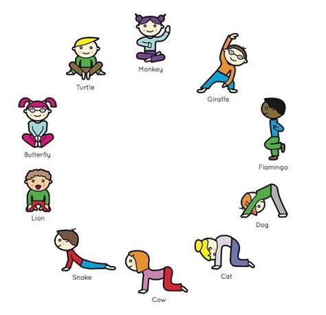 imagenes de yoga infantiles escuela infantil biling 252 e cartuja yoga para ni 241 os