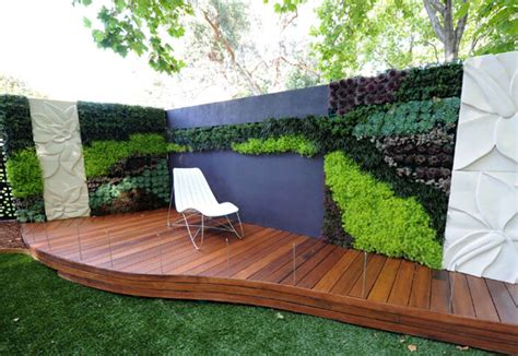 wall gardens melbourne vertical gardens 9homes