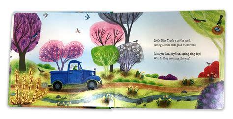 little blue truck s christmas board target little blue truck s springtime alice schertle jill mcelmurry 9780544938090 amazon com books