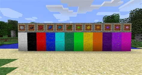 minecraft colors dyablestone dye your bricks minecraft mods