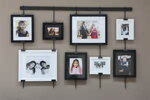 gallery frames curtain rods and chains on pinterest idolza