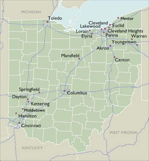 zip code map youngstown oh city zip code maps of ohio