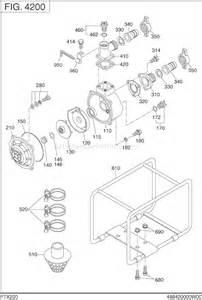 Robin Subaru Parts Subaru Robin Ptx220s0350 Parts List And Diagram