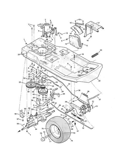 wiring diagram for craftsman dyt 4000 get free image