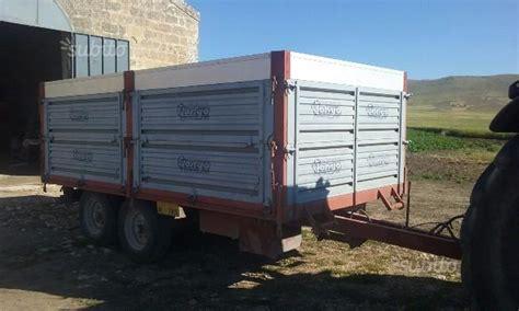 subito it mobili usati bari usato rimorchi agricolo longo in vendita bari