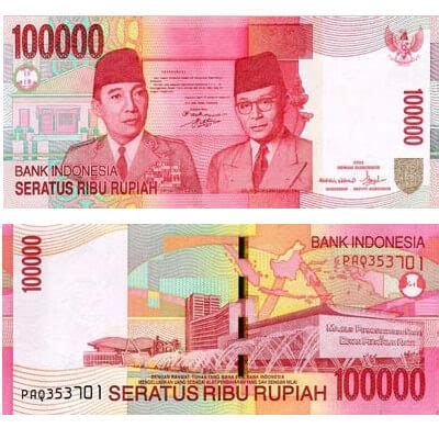 currency idr currency of indonesia rupiah mataf