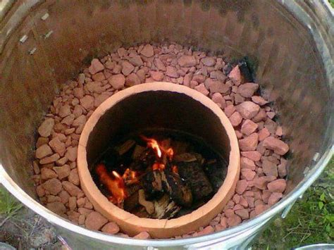 backyard tandoor oven garbage can and flower pot tandoor oven homemade in india and dr who