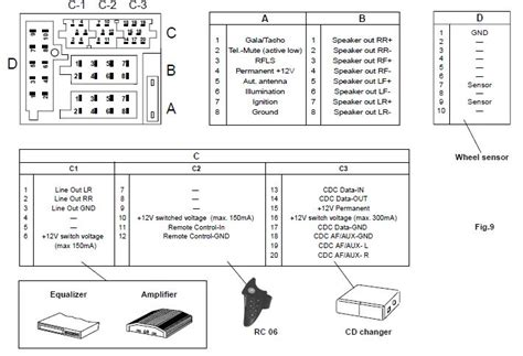car stereo harness adapter diagram get free image about