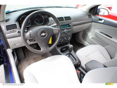 2007 Chevy Cobalt Interior by Gray Interior 2007 Chevrolet Cobalt Lt Coupe Photo