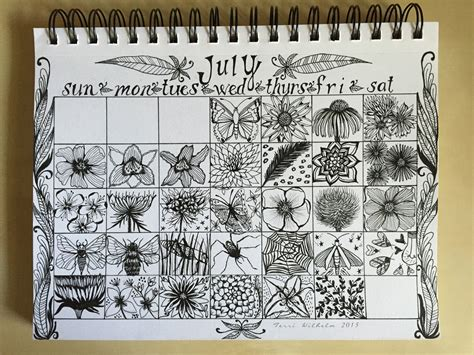 how to start a doodle page july 2015 s notebook