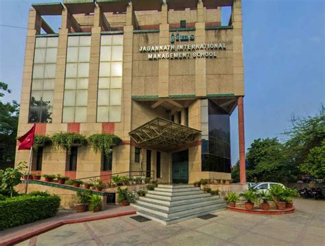 Iilm Mba Average Salary by Jagannath International Management School Jims Delhi