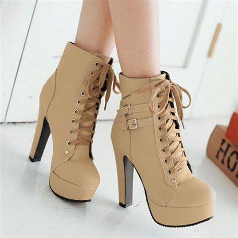 25 best ideas about high heel boots on heel