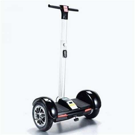 Mini Segway 2 Stang Merk Rider mini segway with handle black australia hoverboards