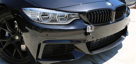 BMW Tow Hook GoPro Camera Mount   BurgerTuning.com