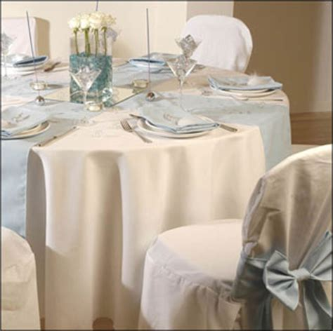 Wedding Table Clothes by Wedding Tablecloths