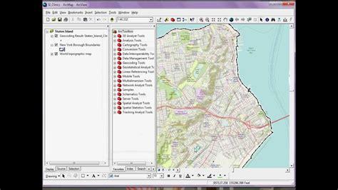tutorial web gis gis tutorial simple symbology part i arcmap youtube