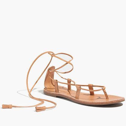madewell lace up sandals the sightseer lace up sandal summer
