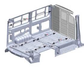 Ford Cargo Dimensions Vehicle Dimensions