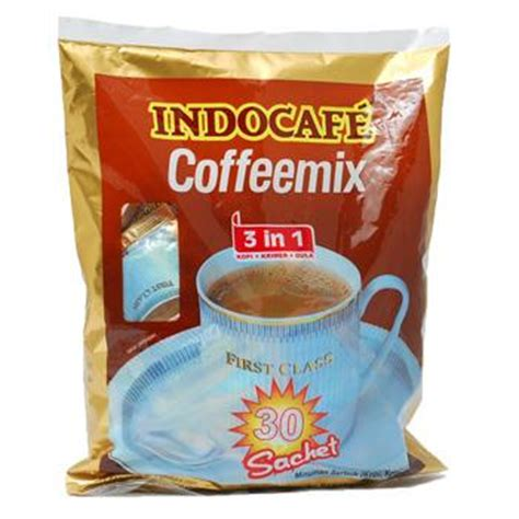 Indocafe Coffee Mix 3in1 indocafe coffeemix 3in1 30s from buy asian food 4u