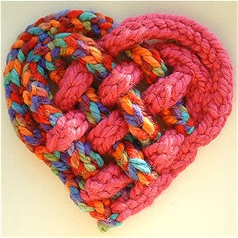 hearts knit together travelinoma knitting