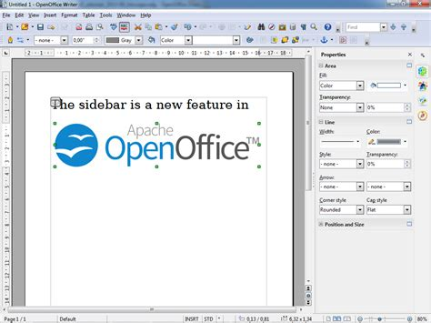 Open Office Review by Apache Openoffice 4 0 1 Free Software Reviews
