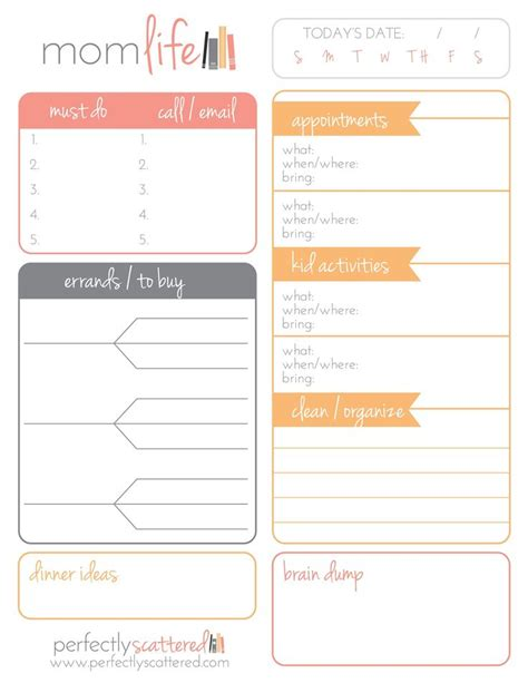 25 best ideas about mom schedule on pinterest working