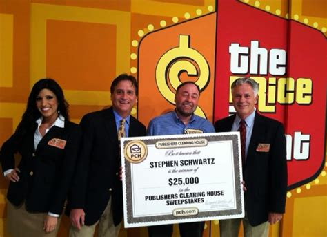 Pch Awards - a mazing pch awards big money on the price is right pch blog
