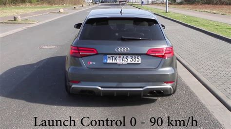 Audi S3 8v Downpipe by Audi S3 8v Sportback Facelift Ego X 3 Quot Non Resonated