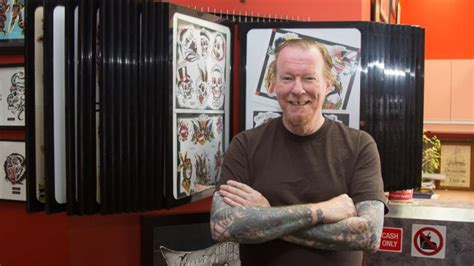 eyeball tattooing abc news australian skin exhibition explores history in port and