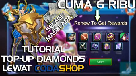 mobile legends top up how to top up diamonds mobile legends via codashop