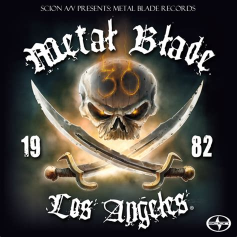 Metal Record Labels Aol Premieres Metal Blade Records Scion A V Label Showcase And Album