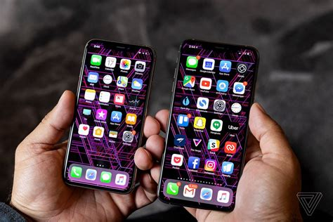 iphone xs review the xs and xs max are solid updates to a winning formula the verge