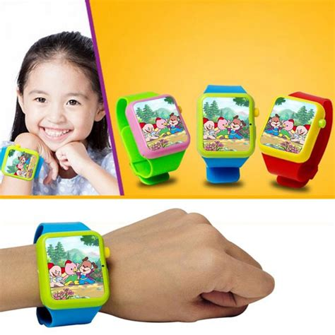 Childrens Multi Functional 3d Touch Screen Smart Appletoywatc teaching reviews shopping teaching