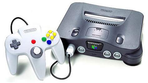console nintendo anni 90 nintendo 64 faz 18 anos retroplayers jogos antigos 233