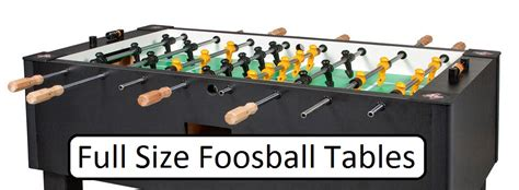 standard foosball table size fooseball table tornado t3000 foosball table with 1man