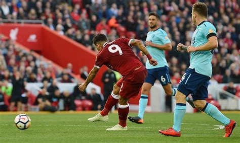 match incredible stats and five incredible stats following liverpool s win over bournemouth liverpool fc