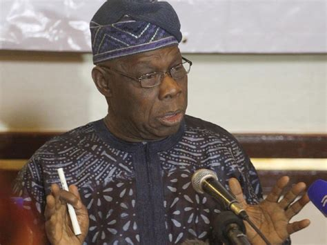 olusegun obasanjo house obasanjo is grandfather of corruption in nigeria