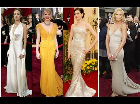 best of all time the 19 best oscar dresses of all time