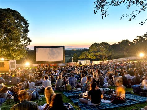 Things To Do In Melbourne Today What S On In Melbourne Botanical Gardens Outdoor Cinema