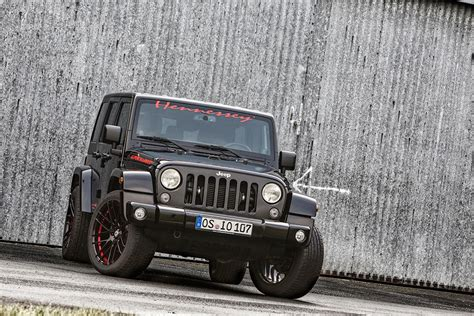 hennessey jeep wrangler hennessey jeep wrangler supercharged photo 9 14845