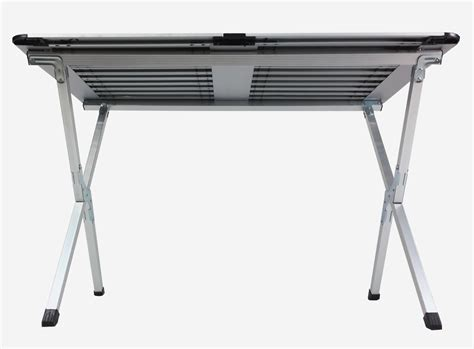 roll up table in a bag large roll up top aluminum table c picnic portable